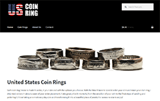 US Coin Ring